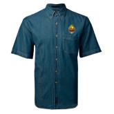Denim Shirt Short Sleeve-Life Member
