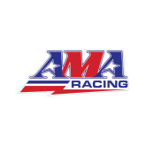 Small Magnet-AMA Racing, 6in Wide