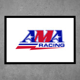 Full Color Indoor Floor Mat-AMA Racing