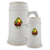 Full Color Decorative Ceramic Mug 22oz-Life Member