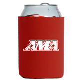 Neoprene Red Can Holder-AMA