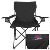 Deluxe Black Captains Chair-AMA Racing