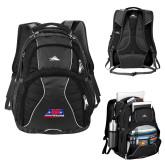 High Sierra Swerve Compu Backpack-AMA Racing