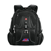 Wenger Swiss Army Mega Black Compu Backpack-AMA Racing
