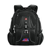 Wenger Swiss Army Mega Black Compu Backpack-AMA Racing