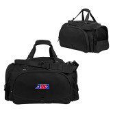 Challenger Team Black Sport Bag-AMA