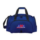 Challenger Team Navy Sport Bag-AMA Racing