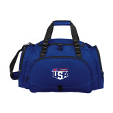 Challenger Team Navy Sport Bag-AMA US ISDE Team