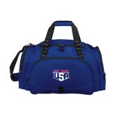 Challenger Team Navy Sport Bag-AMA US ISDE Team