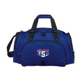 Challenger Team Navy Sport Bag-AMA US Trial Des Nations Team