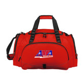 Challenger Team Red Sport Bag-AMA Racing