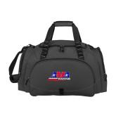 Challenger Team Charcoal Sport Bag-AMA Racing