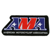 AMA Black Patch-