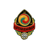 AMA Life Member Patch-