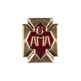 AMA 6 Year Pin-