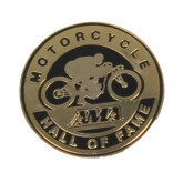 AMA Hall of Fame Pin-