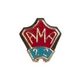 AMA 22 Year Pin-