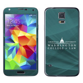 Galaxy S5 Skin-Official Mark