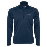 Syntrel Navy Interlock 1/4 Zip-Official Mark