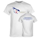 White T Shirt-Black Law Students Association