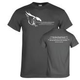 Charcoal T Shirt-Black Law Students Association
