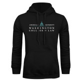 Black Fleece Hoodie-Official Mark