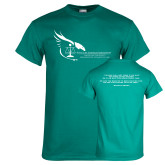 Teal T Shirt-Black Law Students Association