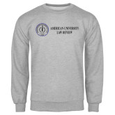Grey Fleece Crew-AULR