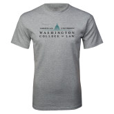 Grey T Shirt-Official Mark