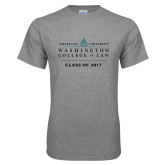 Grey T Shirt-Class of, Personalized