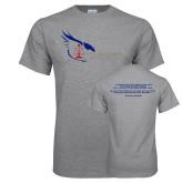 Grey T Shirt-Black Law Students Association