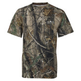 Realtree Camo T Shirt-Official Mark