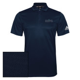 Adidas Climalite Navy Grind Polo-Official Mark