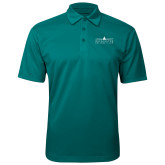 Teal Silk Touch Performance Polo-Official Mark