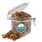 Deluxe Nut Medley Round Canister-Official Mark
