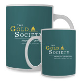 Full Color White Mug 15oz-The Gold Society