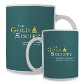 Full Color White Mug 15oz-The Gold Society