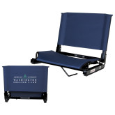 Stadium Chair Navy-Official Mark