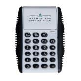 White Flip Cover Calculator-Official Mark