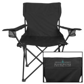 Deluxe Black Captains Chair-Official Mark