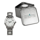 Ladies Stainless Steel Fashion Watch-Official Mark