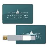 Card USB Drive 4GB-Official Mark