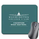 Full Color Mousepad-Official Mark w Tagline Stacked