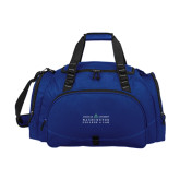 Challenger Team Navy Sport Bag-Official Mark