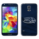 Galaxy S5 Skin-Athletic Mark Hawk Head