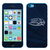 iPhone 5c Skin-Athletic Mark Hawk Head