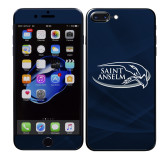iPhone 7/8 Plus Skin-Athletic Mark Hawk Head