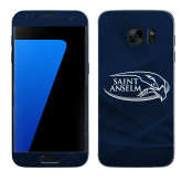 Samsung Galaxy S7 Skin-Athletic Mark Hawk Head