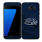 Samsung Galaxy S7 Edge Skin-Athletic Mark Hawk Head
