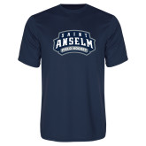 Performance Navy Tee-Field Hockey